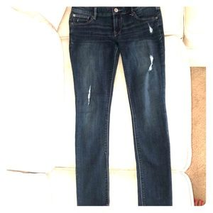 EXPRESS JEANS, 8, LIKE NEW